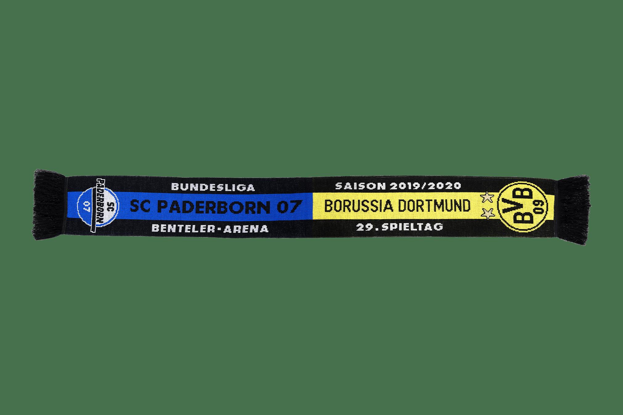 Spieltagsschal BVB 19/20