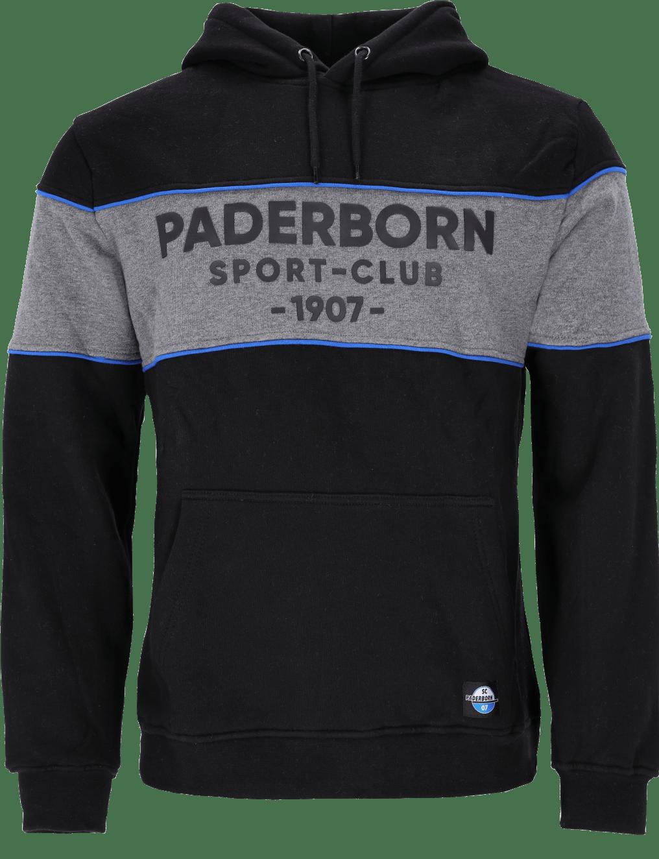 Hoodie Paderborn schwarz