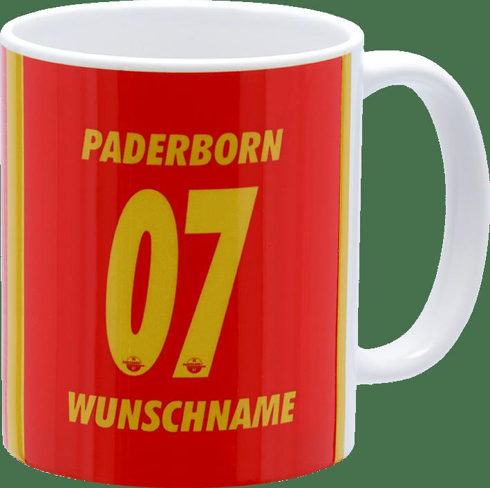 Personalisierbare Tasse Auswärts-Trikot 20/21