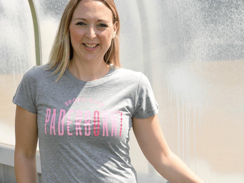 Damen-Shirt Paderborn