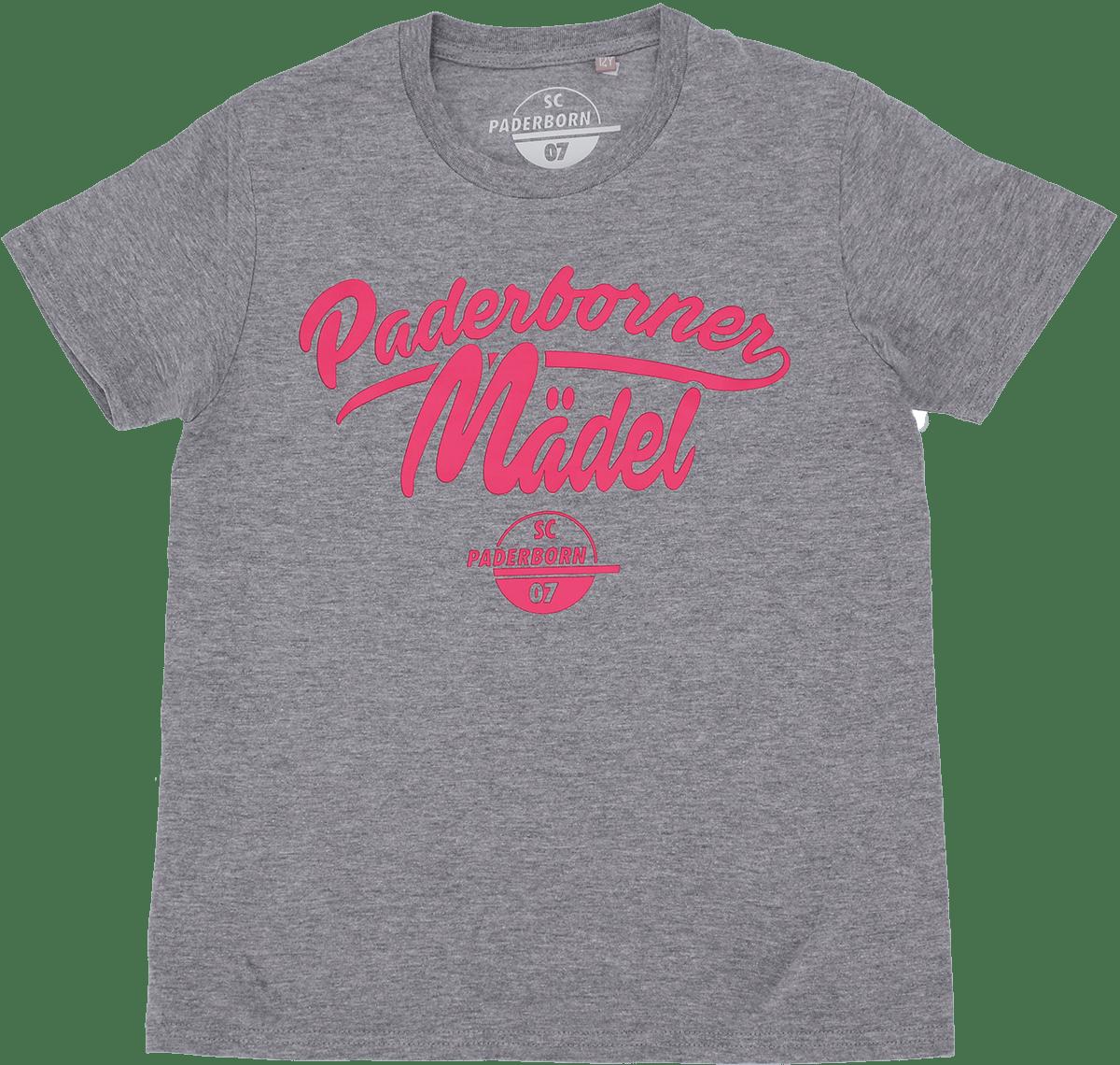 Kinder-Shirt Paderborner Mädel