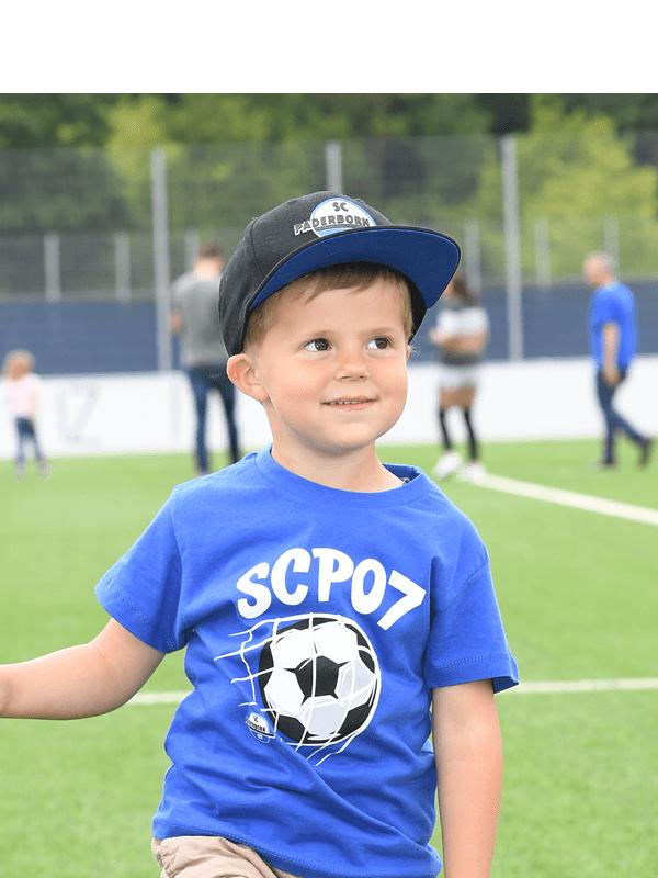 Kinder-Shirt Tor