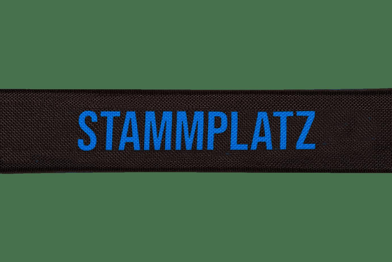Klappsitzkissen Stammplatz