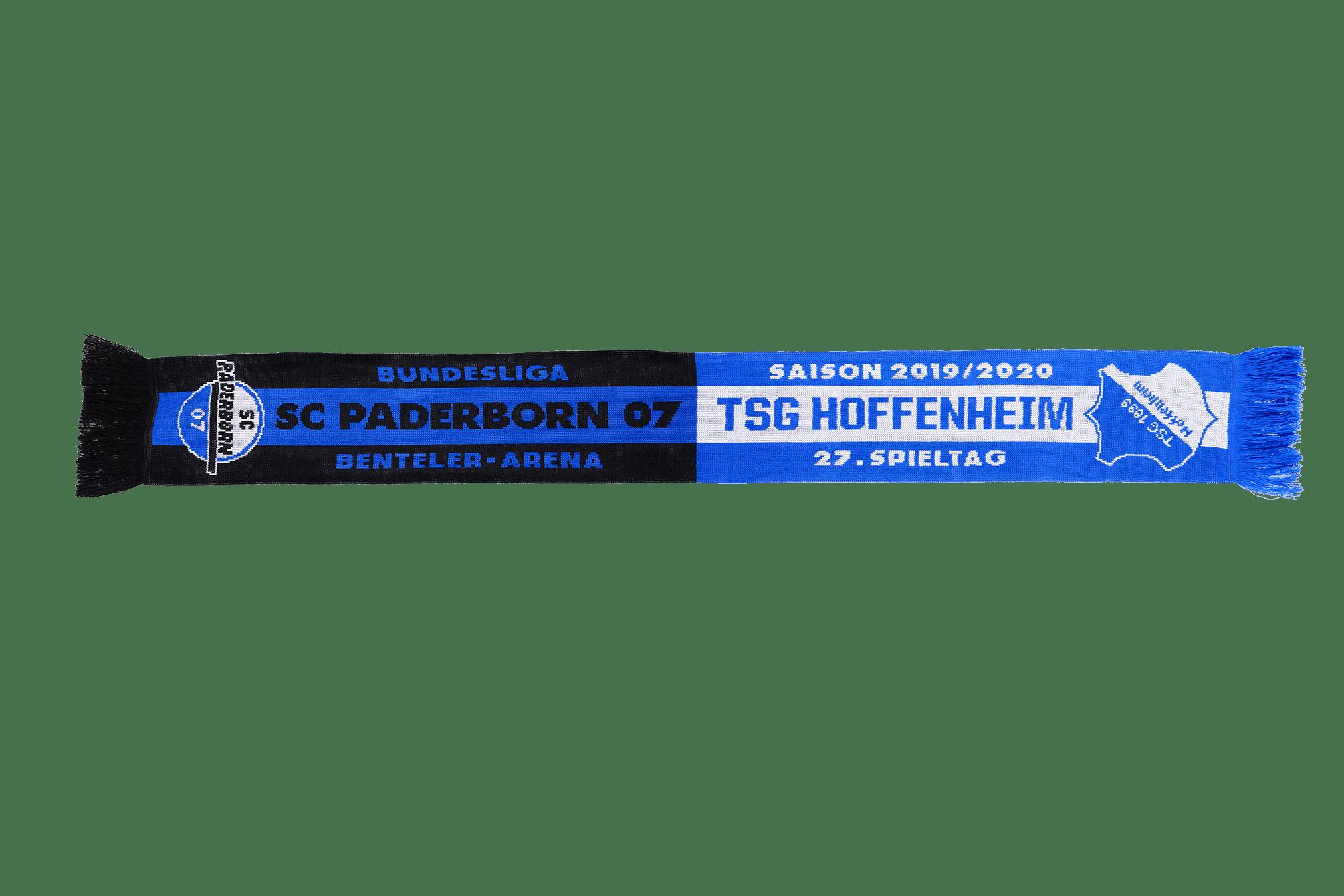 Spieltagsschal TSG 19/20