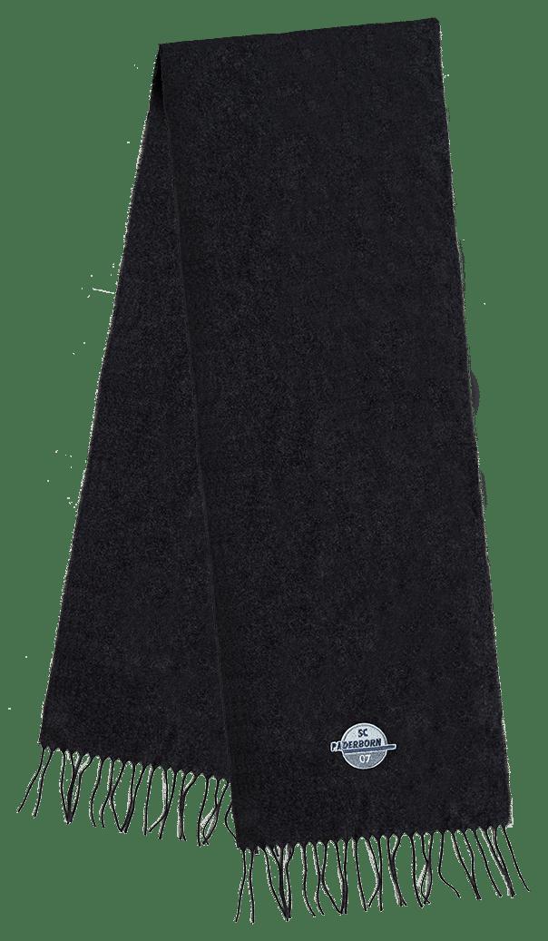 Schal Logo grau
