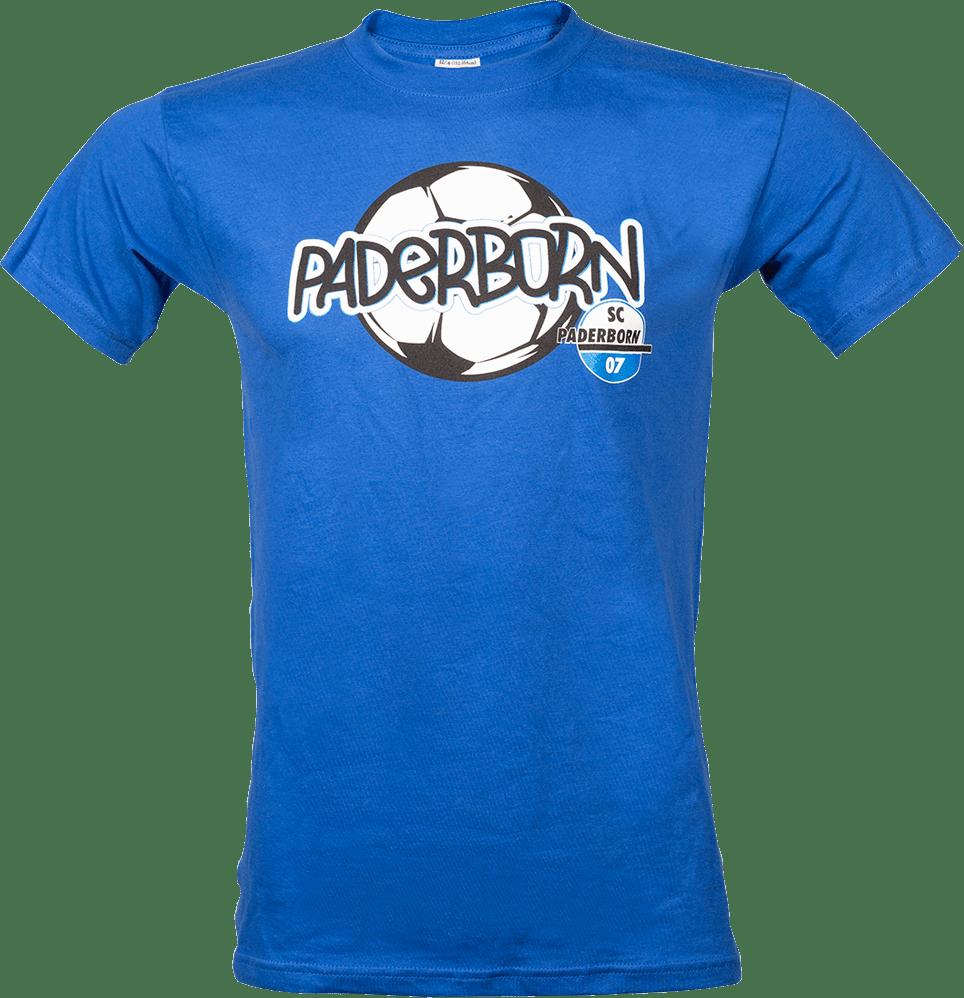 Kinder-Shirt Fußball