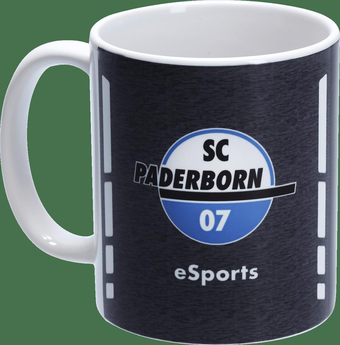 Personalisierbare Tasse eSports-Trikot 20/21
