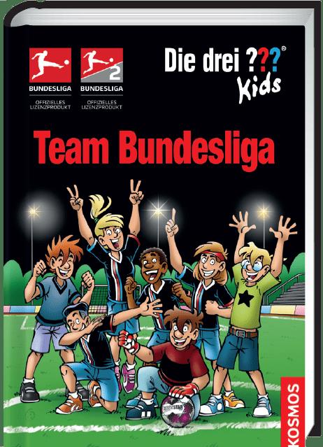 Die drei ??? Kids - Team Bundesliga