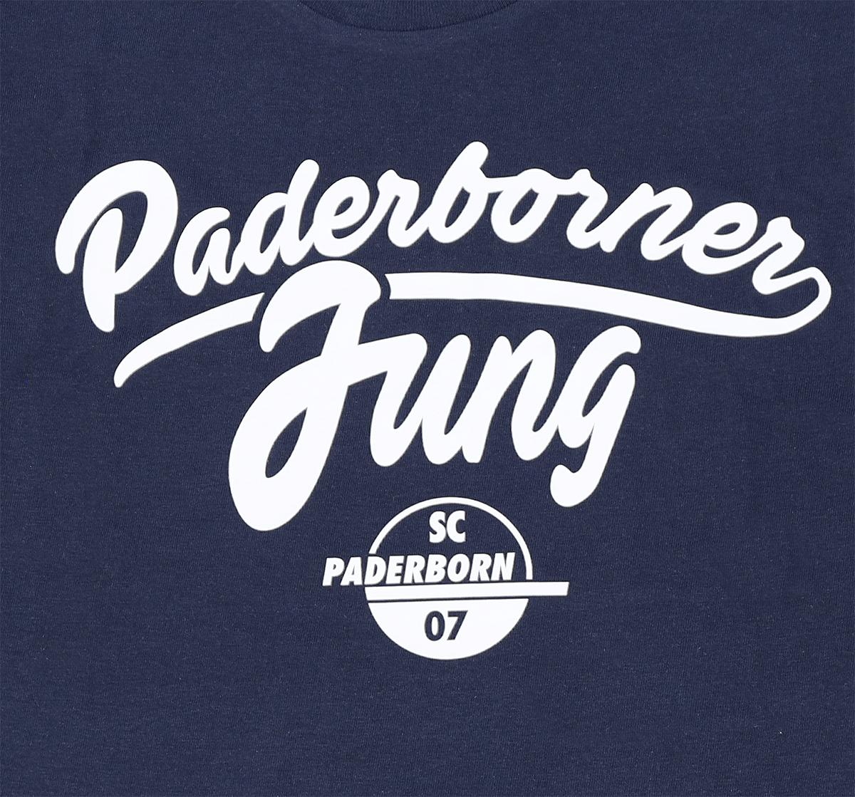Kinder-Shirt Paderborner Jung