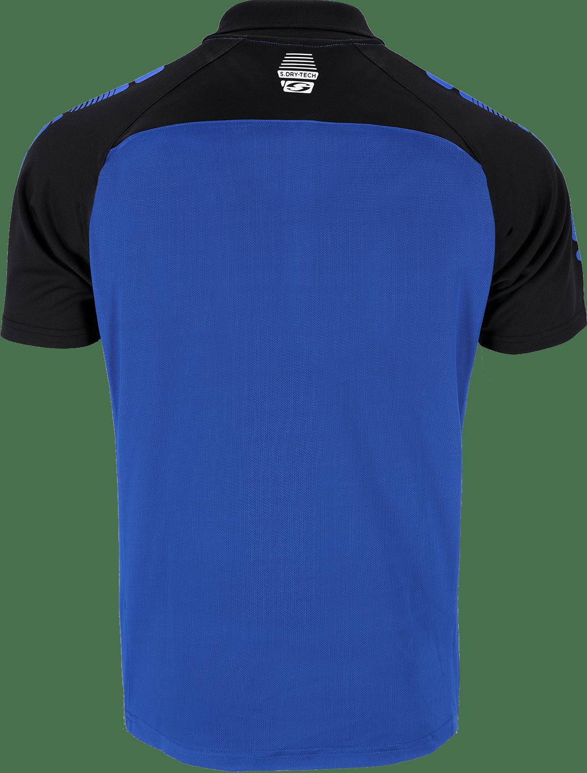 Team-Poloshirt blau 21/22