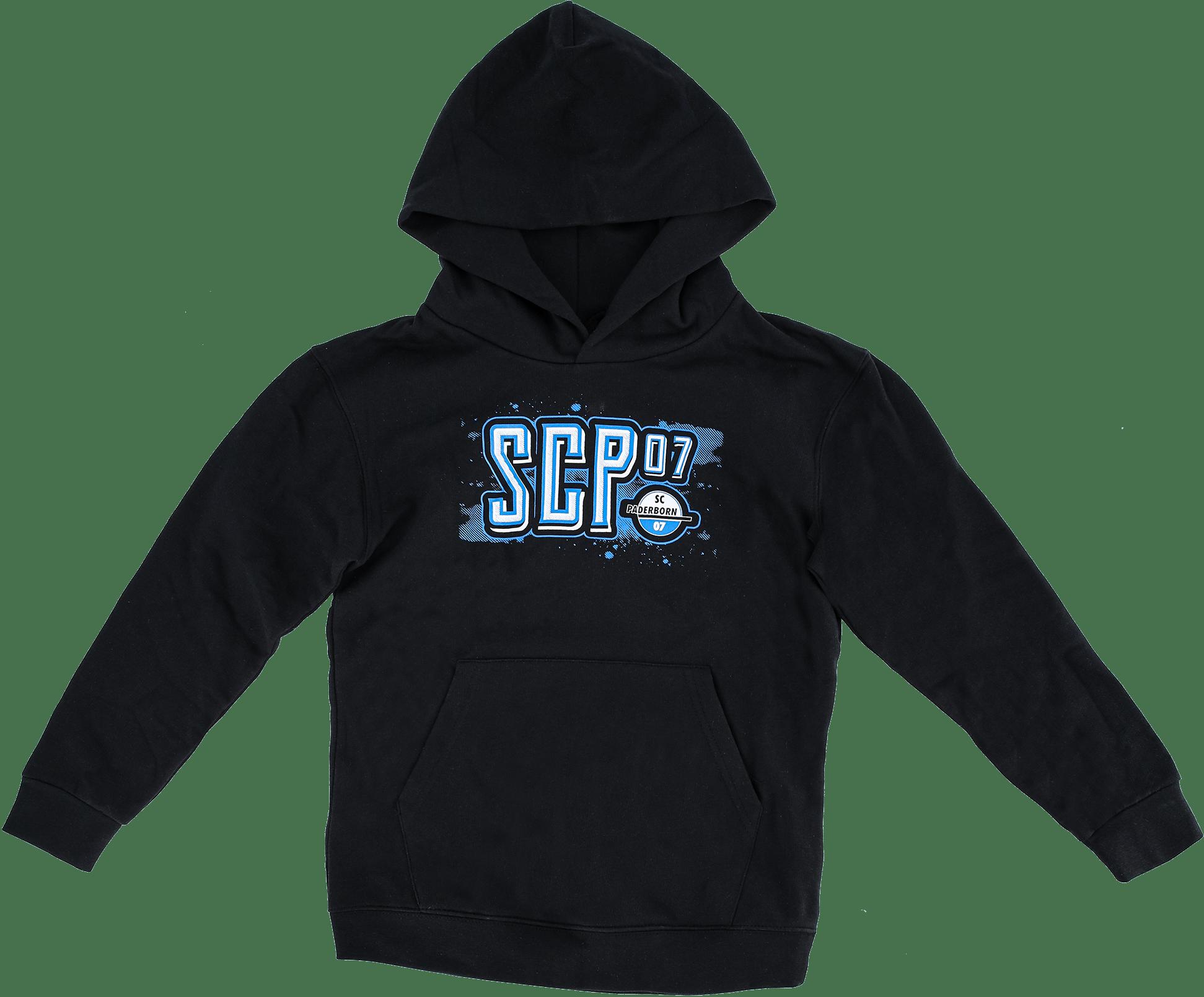 Kinder-Hoodie SCP07
