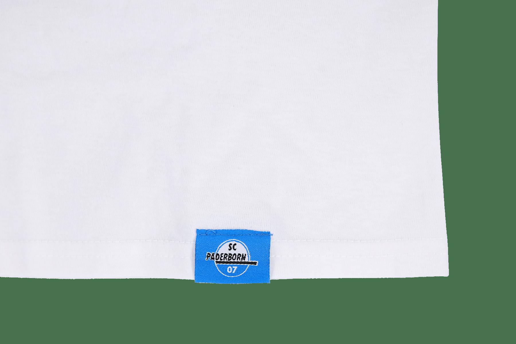 T-Shirt Streifen tailliert