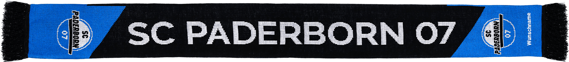 Personalisierbarer Schal