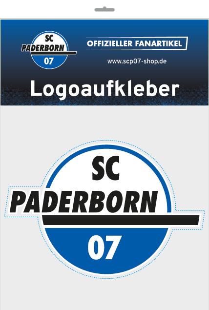 Aufkleber Logo 20 x 28 cm