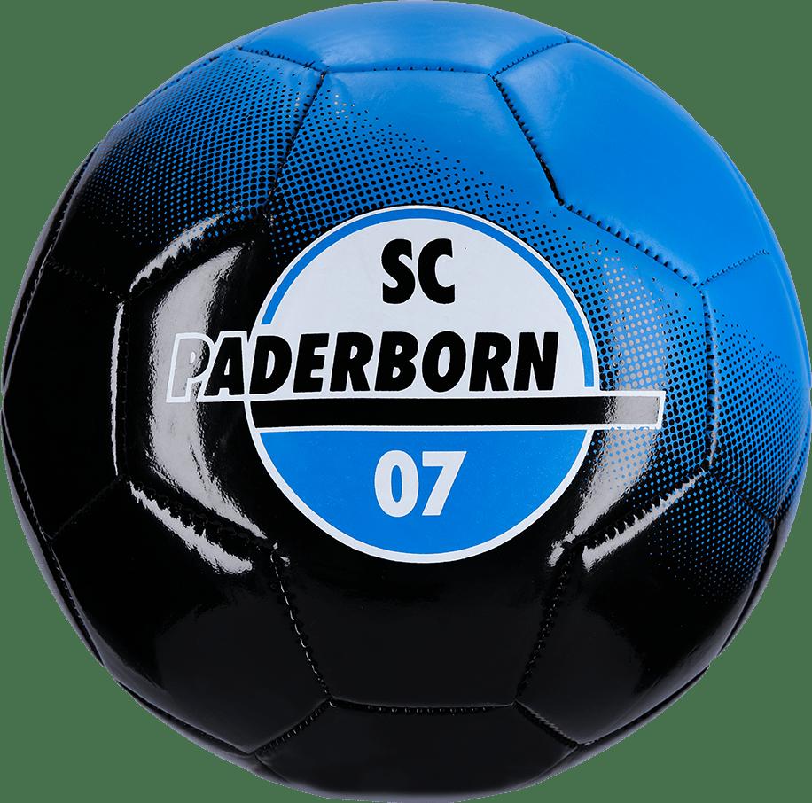 Ball blau-schwarz
